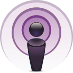 Apple iTunes Podcast logo
