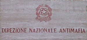 ANTIMAFIA SIGN