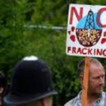 England fracking protest cropped
