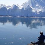 Neal Conan in Greenland