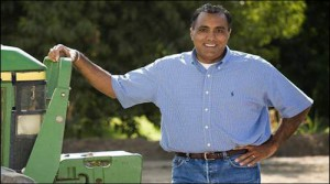 Former Yuba City Mayor Kash Gill – a local farmer – is a Sutter Butte Flood Control Agency board member. (India-West file photo)
