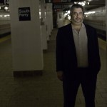 Tom Abdallah, chief engineer of the New York City subway system, in the South Ferry station. (photo: Donna Ferrato)