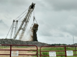 Lignite in Texas
